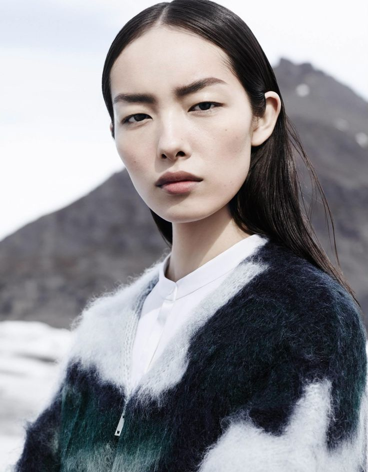 Fei Fei Sun stars in COS fall-winter 2015 campaign