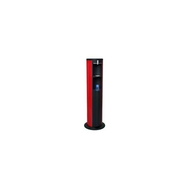 Phillipe Starck θερμοψύκτης Γαλλικός Θερμοψύκτης σχεδιασμένος από τον σχεδιαστή Phillip Starck, για επιβλητικούς χώρους υψηλής αισθητικής. Διαθέτει αυτόματο σύστημα αυτοκαθαρισμού, εξασφαλίζοντας μέγιστη προστασία και υψηλή ποιότητα νερού.