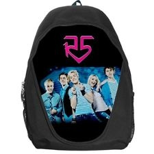 Ross Riker Rocky Lynch R5 Band School Bag Backpack Bag... WHERE CAN I BUY THIS???????