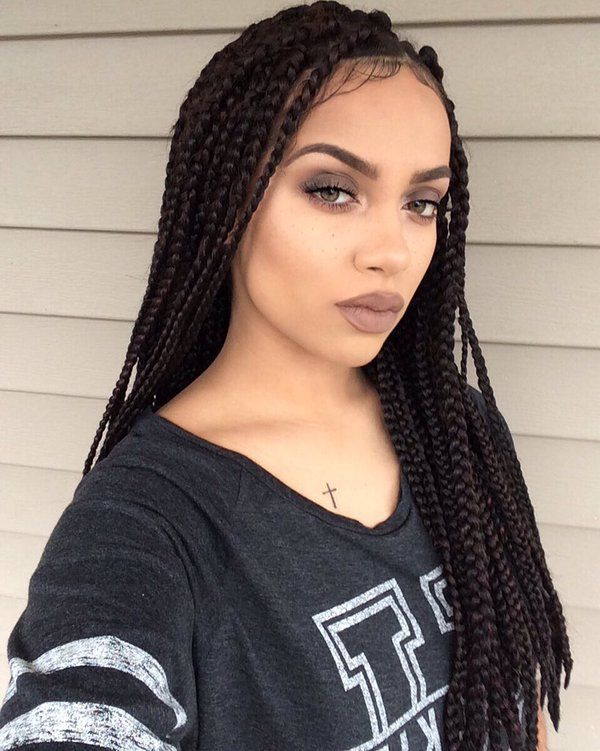 mexican hair braiding styles 71 best with box braids images on 6153