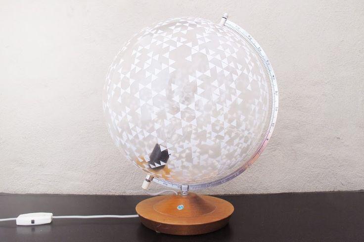 ▲ + globen = sant