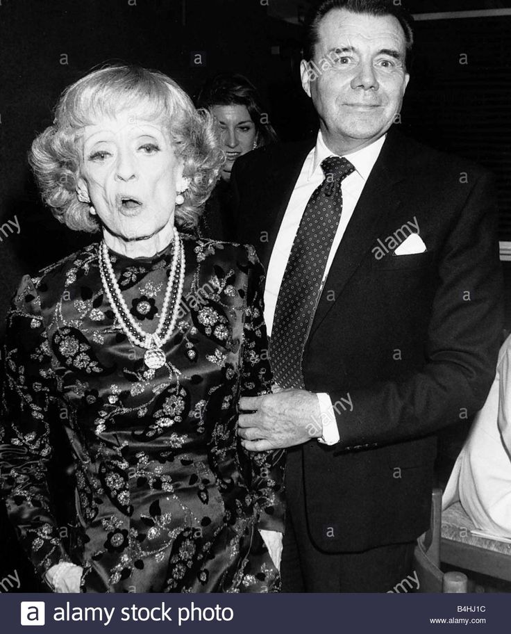 Dirk and Bette-my two favourite actors