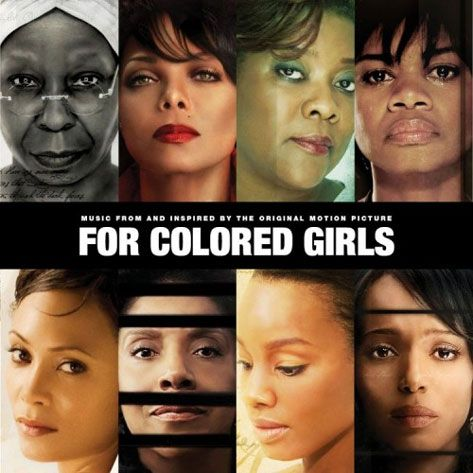 My favorite African American movie is For Colored Girls. For Colored Girls. King Britt, October 13, 2010. Web. February 27, 2013.
