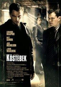 Türkçe-İngilizce Film Özetleri / Turkish-English Movie Summaries: The Departed (2006) - Köstebek (IMDB 8.5)