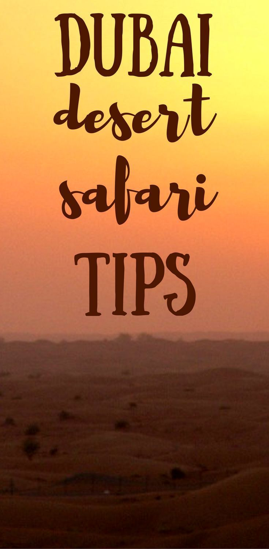 Dubai Desert Safari 11 best United