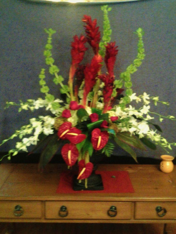 Leftover flowers