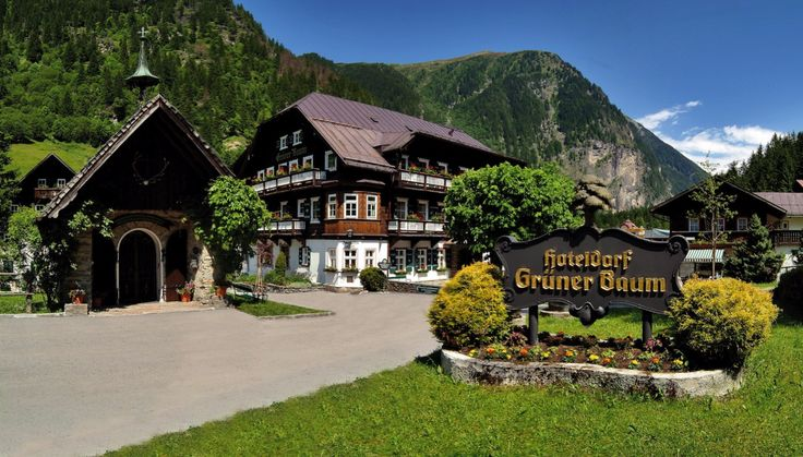 Urlaub mit Hund Österreich Salzburg Gasteinertal - (c) Hoteldorf Grüner Baum - Bad Gastein