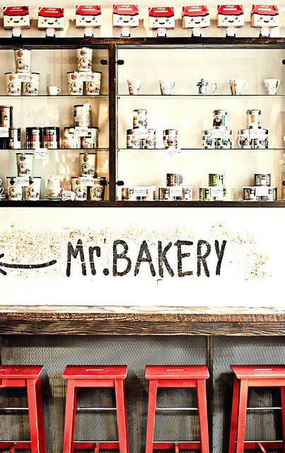 Mr. Bakery