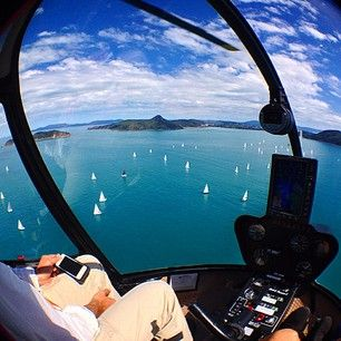 This Helicopter Pilot Has The Worst Job In The World