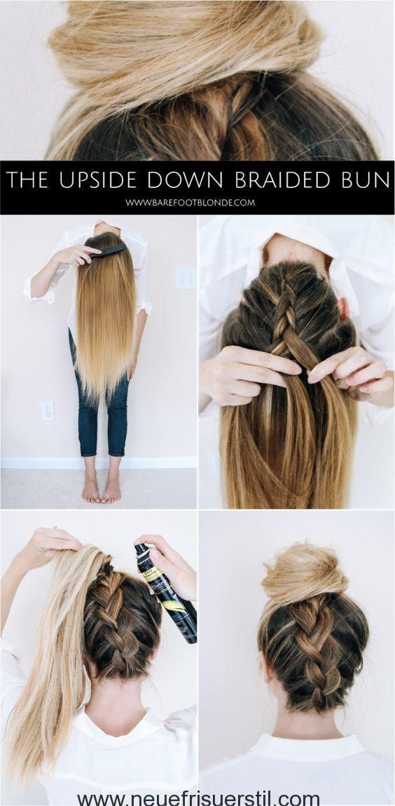 Manchmal haben wir nicht viel Zeit für richtige Frisuren, besonders wenn Sie zur Arbeit gehen. In solchen Zeiten können wir uns die Haare ein wenig …