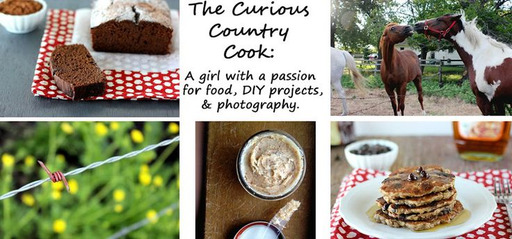 The Curious Country Cook: