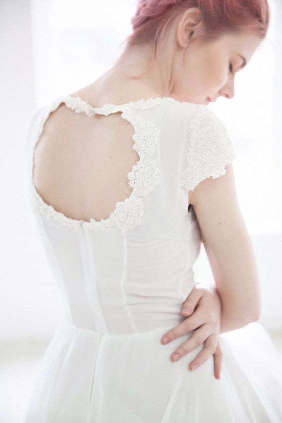 The 109 best Wedding Dresses with Beautiful Backs images on ...