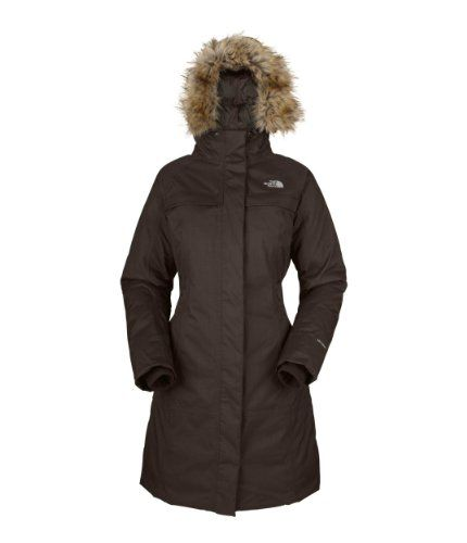 The North Face Women's Arctic Parka Bittersweet Brown (Brown Faux Fur), The greatest most popular Women's winter jacket North Face has to offer. Truly a great coat., #Sporting Goods, #Active & Performance, www.pylinks.com/...