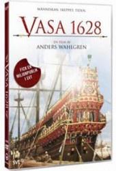Recension av VASA 1628. En dokumentär om skeppet Vasa av Anders Wahlgren.