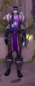 Silverwing Sentinel #Mail #transmog