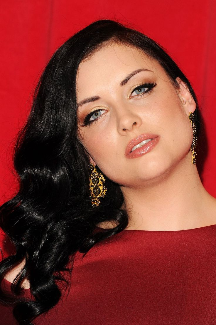 Shona Mcgarty Always On Point With Hair And Makeup