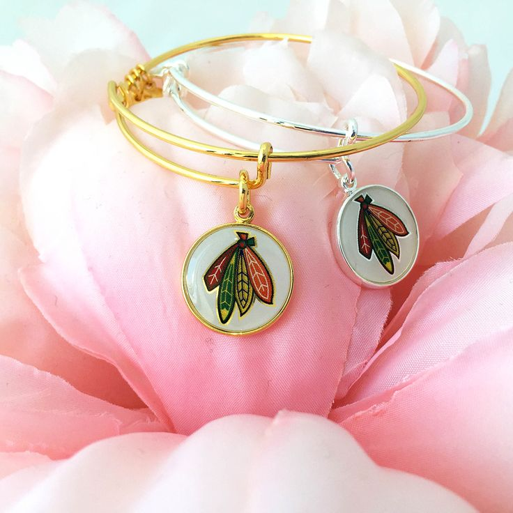 Alex and Ani bracelets ($40 each)