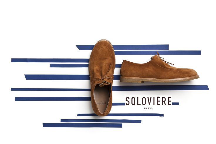 Soloviere shoes  graphic summer 17 campaign #classic #shoes #footwear #soloviere #blue #graphic