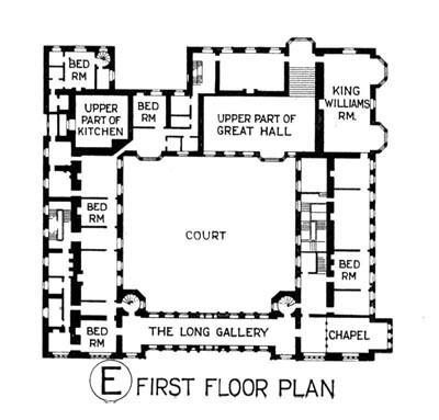 castle floorplans | Floor Plan - Ashby Castle in Northants England