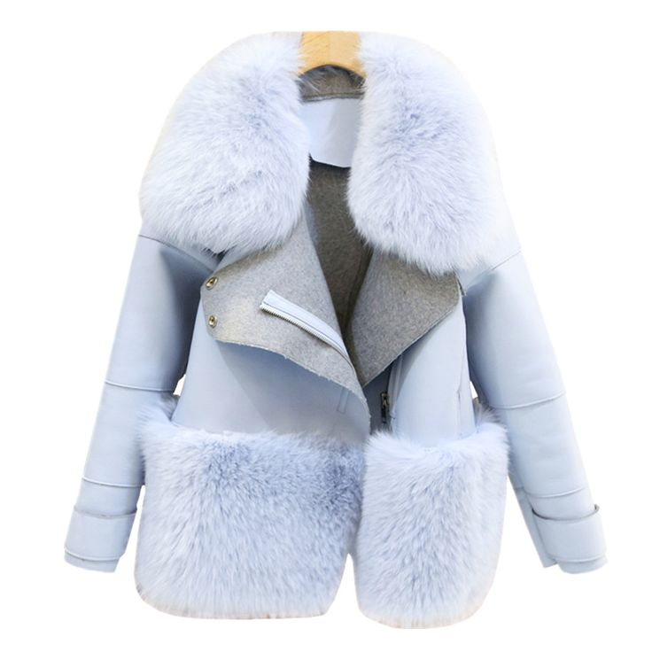 Cheap fur collar coat, Buy Quality fur sheepskin coat directly from China fur girl Suppliers:                  Specification:      .color: As the pi