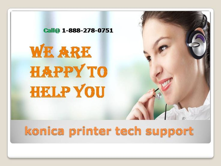 Konica Printer Tech Support provide 24/7 online support for Konica Printer for all types of issues like Configure internet, device and peripherals for your Konica Printer, Repair and recover corrupted or lost file and folder, Scanning and removing virus from Konica desktop and laptop and so on, Support service for Konica Printer installation and unistallation issues and other technical problems that commonly and unexpectedly occurred.