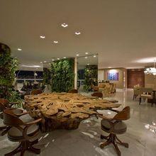 Mesa com madeira de Reflorestamento Tratada de Eduarda Corrêa - 78631 no Viva Decora