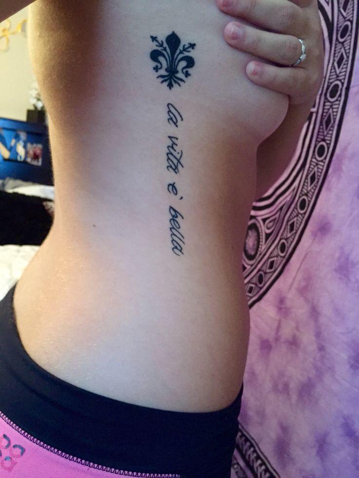 tattoo fleur de lys ile ilgili pinterest'teki en iyi 25'den fazla