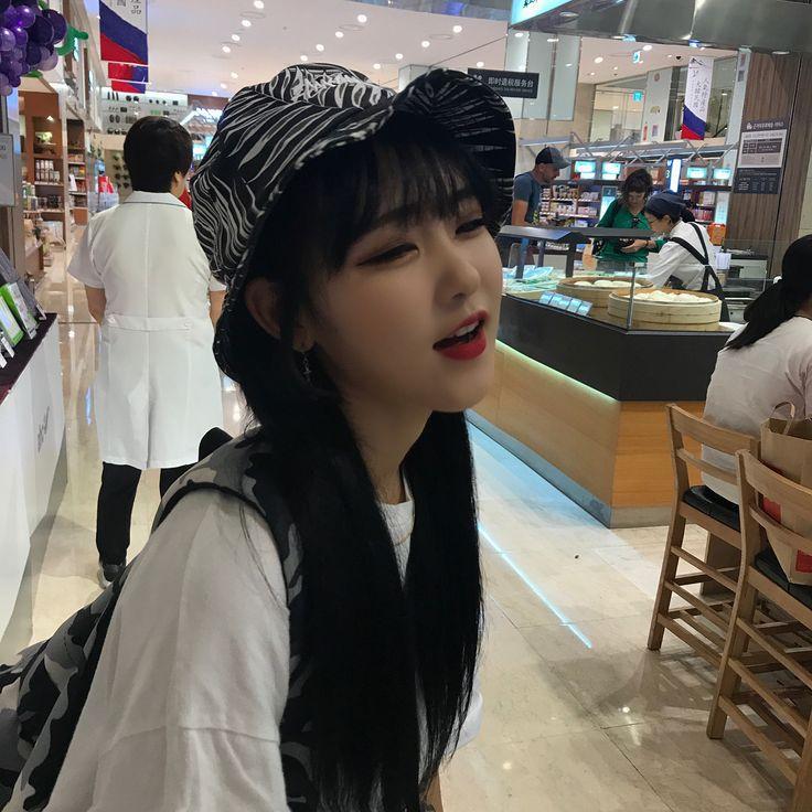 mean.sz, 민정 제, asian, girl, korean, ulzzang