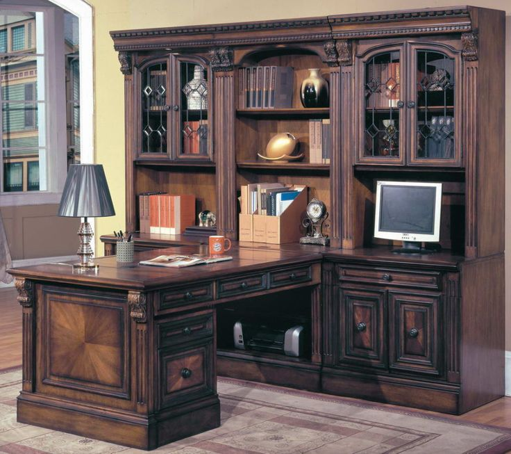 17 Gray Home Office Furniture Designs Ideas Plans: 1000+ Ideas About Classic Home Office Furniture On