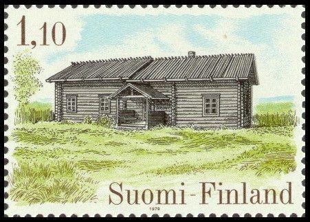 Finnish stamp