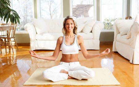 344 mejores im genes sobre yoga en pinterest posturas de - Musica para hacer yoga en casa ...