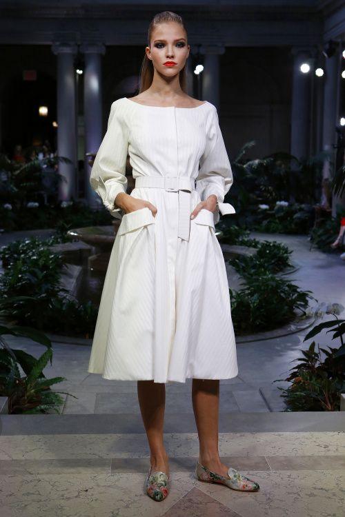 Carolina Herrera | Ready-to-Wear Spring 2017 | Look 26