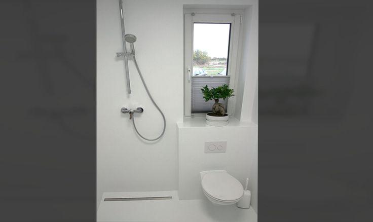 9 besten Badezimmer ohne Fliesen Bilder auf Pinterest