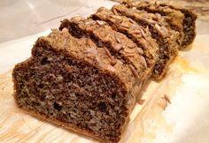 Szezámos-lenmagos paleo kenyér
