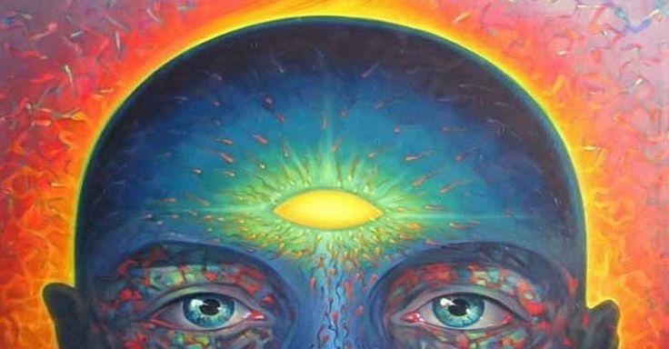 2 jednoduché kroky, které vám pomohou otevřít vaše třetí oko