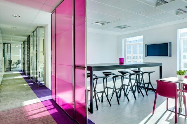 Imagine These: Corporate Interior | Linklaters Headquarters | Dubai | UAE | Woods Bagot
