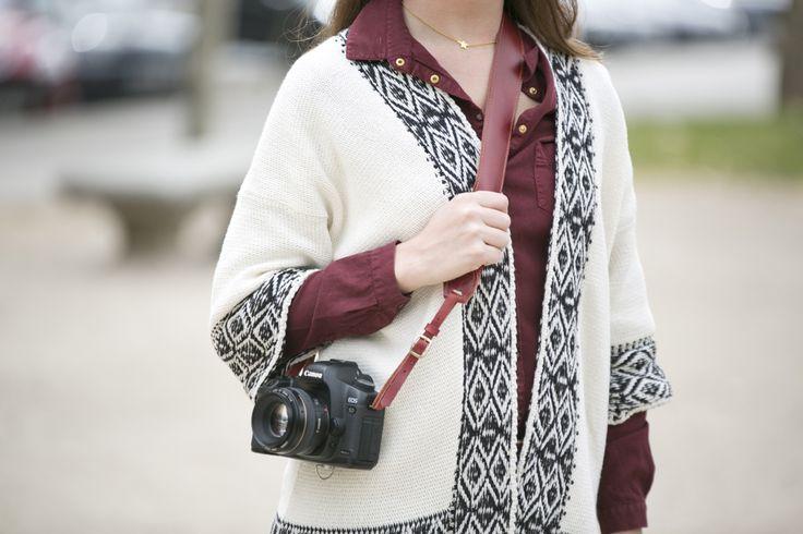 Correa personalizable para tu cámara fotográfica. Saca tu cámara a relucir y descubre una nueva forma de fotografiar. www.teyaproject.com