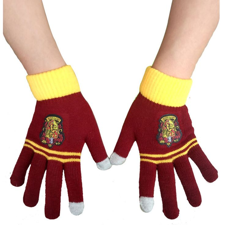 Harry Potter Warm Costume Touch Gloves //Price: $12.99 & FREE Shipping // #HarryPotter #Potter #HarryPotterForever #PotterHead #jkrowling #hogwarts #hagrid #gryffindor