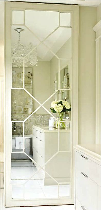 Bathroom Mirror Door 8 best closet doors images on pinterest | doors, home and bedroom