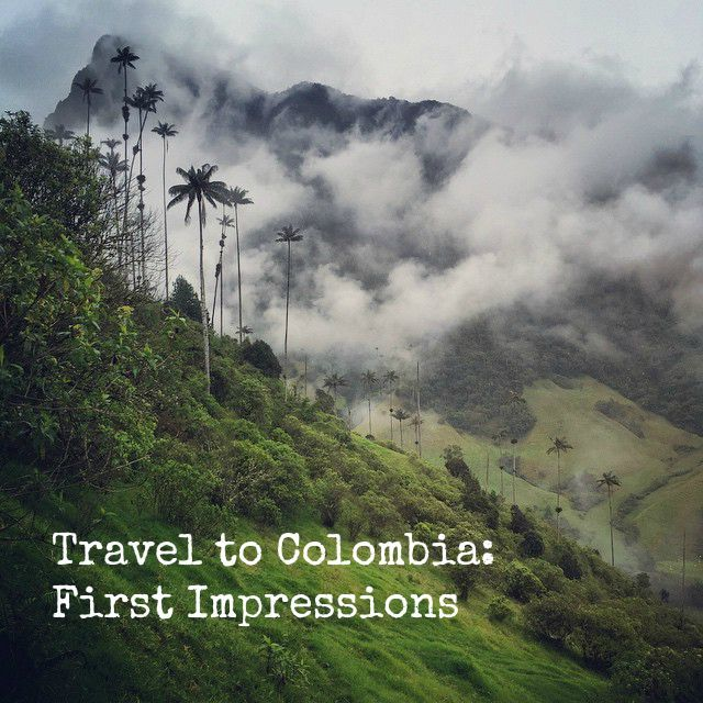 What's it like to travel to Colombia? A dozen eye-opening observations about the Colombian people, culture, fruits and veg, landscape and diversity.| http://uncorneredmarket.com/colombia-travel/