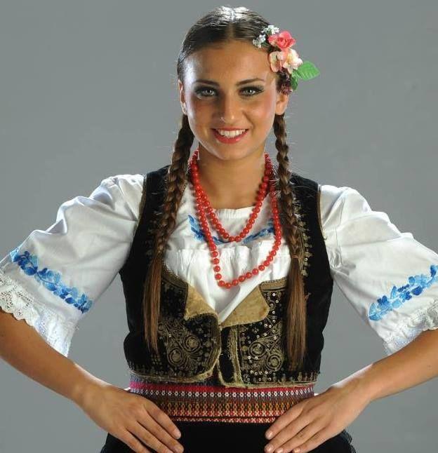 сербский народный костюм фото военной формы