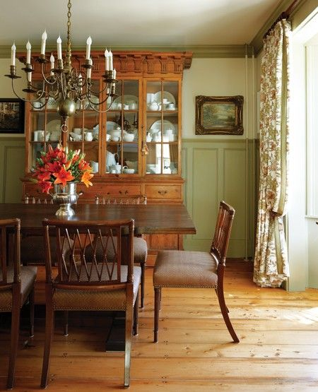 Superior Photo Gallery: Traditional Cottages. Country Dining RoomsTraditional ...