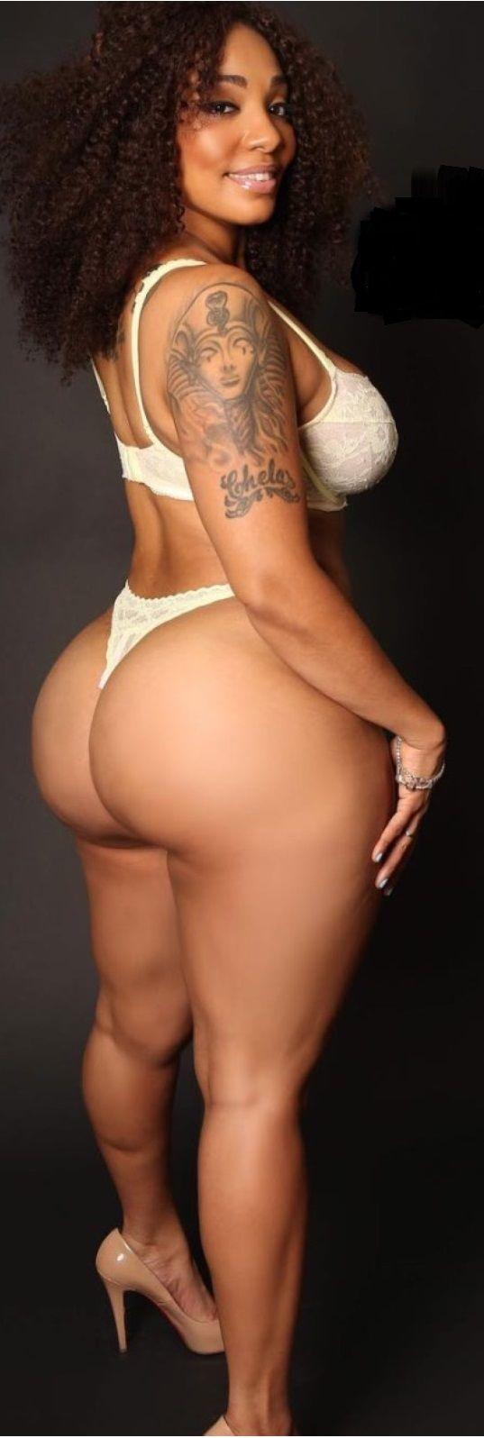 Naked ebony bitches