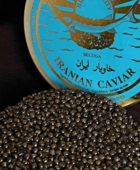 Iranian Caviar...and you're welcome ;)