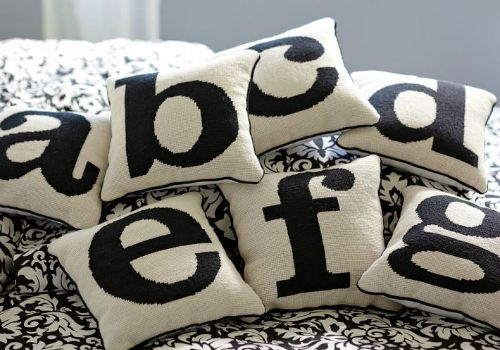 @Jenni Beusch cute for your nursery color scheme! They're from pottery barn teen $29