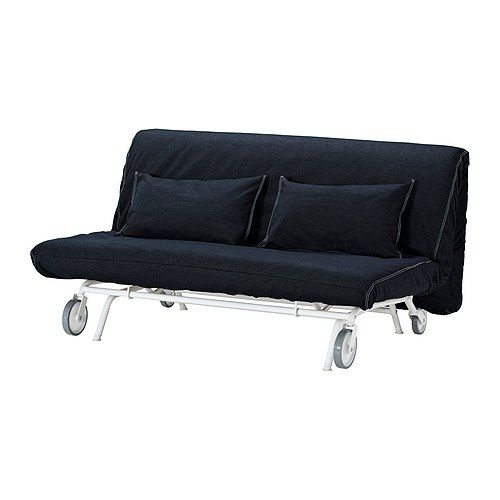 IKEA PS Sleeper sofa slipcover IKEA The cover is easy to keep clean as it is removable and can be machine washed.