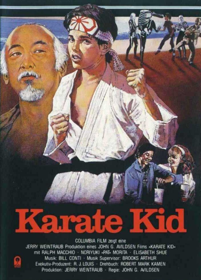The Karate Kid, 1984