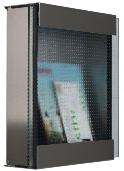 Keilbach Glasnost - Strukturglas, Ausführung Mastercarre