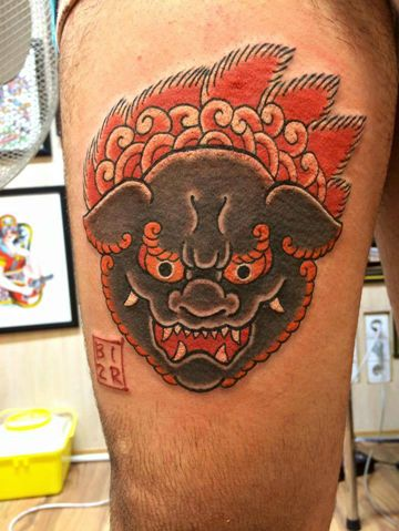Traditional Japanese tattoos are instantly recognizable on sight because they are unique and striking.