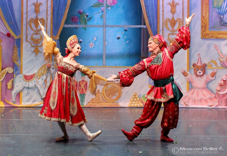 Act II, Russian variation (east coast tour)